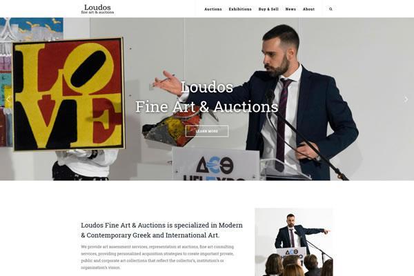 Loudos Fine Art & Auctions