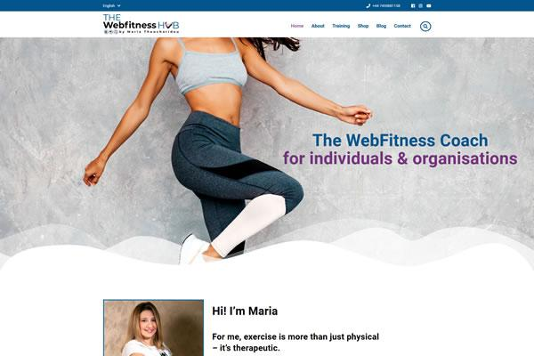 The Webfitness Hub