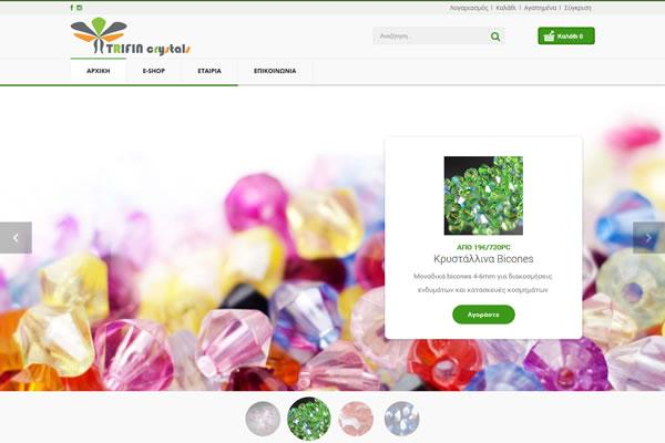 Trifin Crystals
